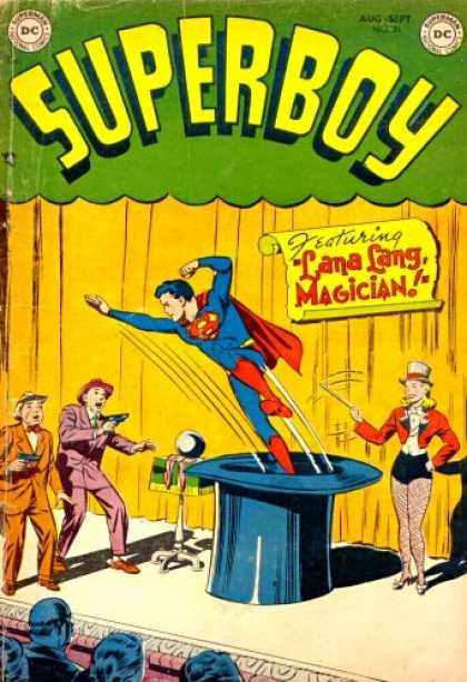 [Superboy #21]
