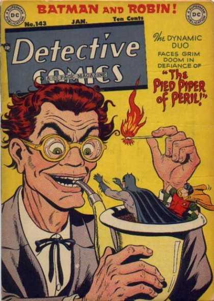 [Detective Comics #143]