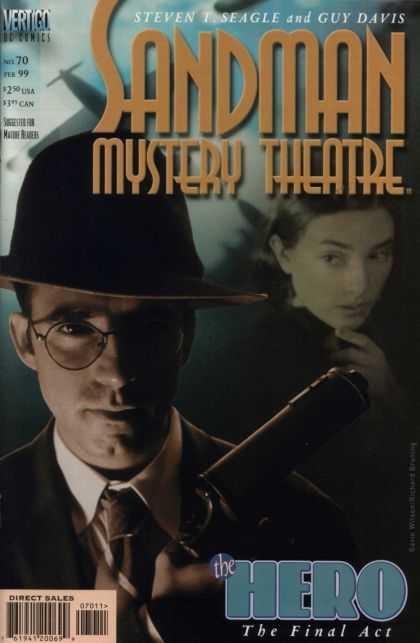 [Sandman Mystery Theatre #70]