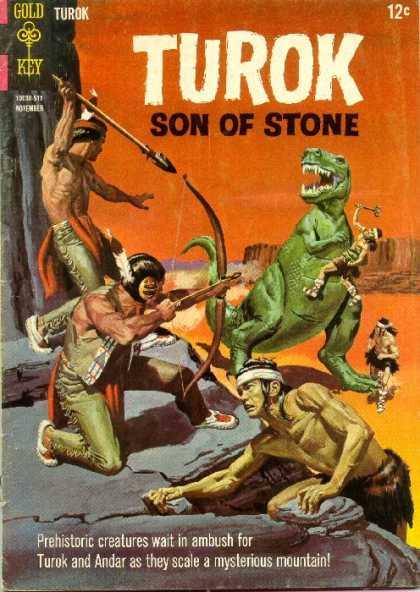 [Turok: Son of Stone #48]