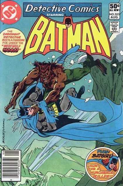 [Detective Comics #505]