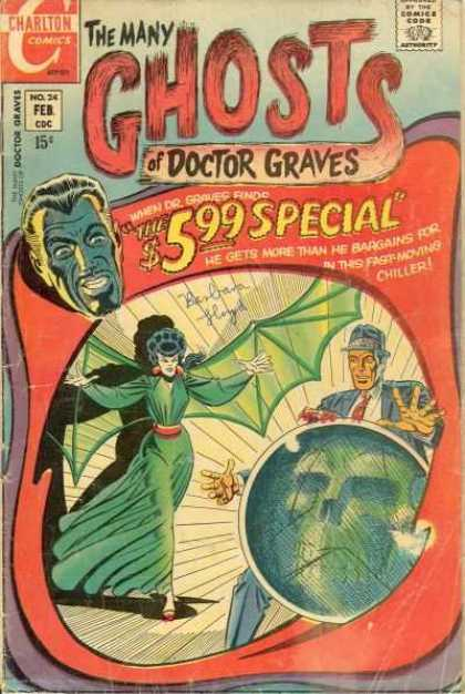 [Many Ghosts of Dr. Graves #24]