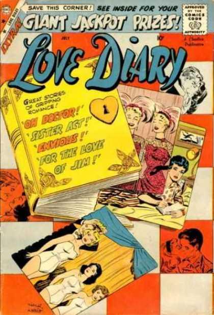 [Love Diary #5]