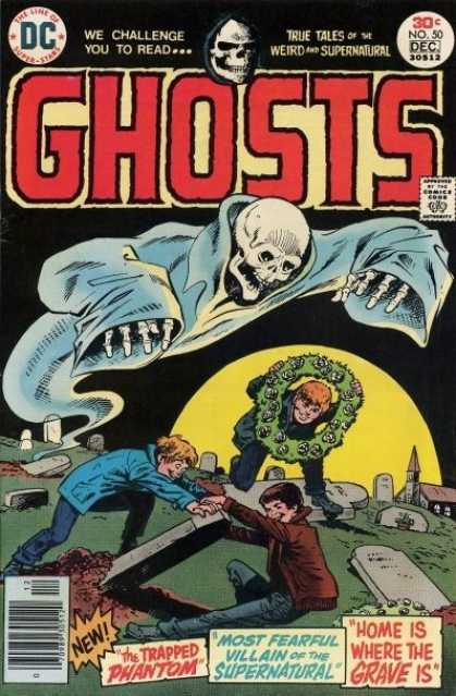 [Ghosts #50]