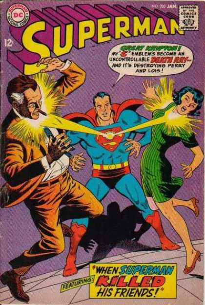 [Superman #203]