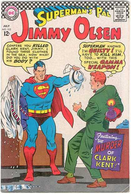 [Jimmy Olsen #103]