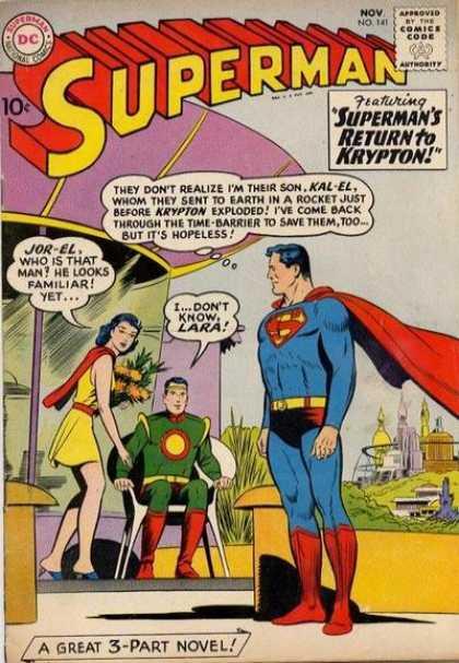 [Superman #141]