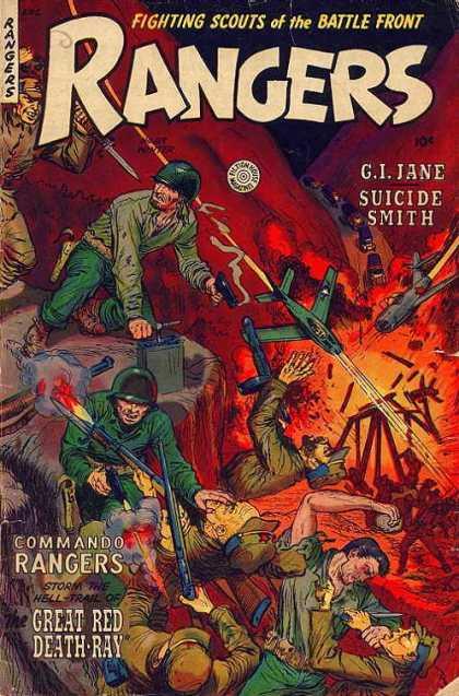 [Rangers #69]