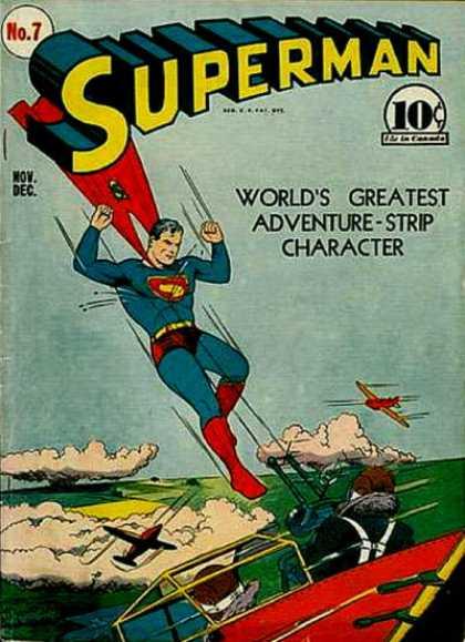 [Superman #7]