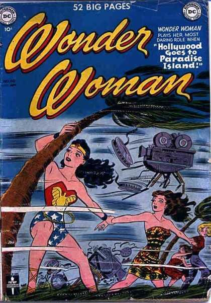 [Wonder Woman #40]