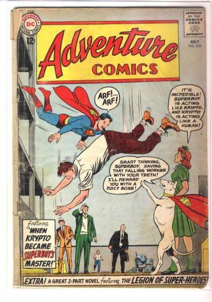 [Adventure Comics #310]