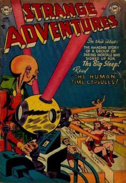 [Strange Adventures #31]