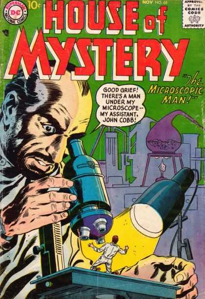 [House of Mystery #68]
