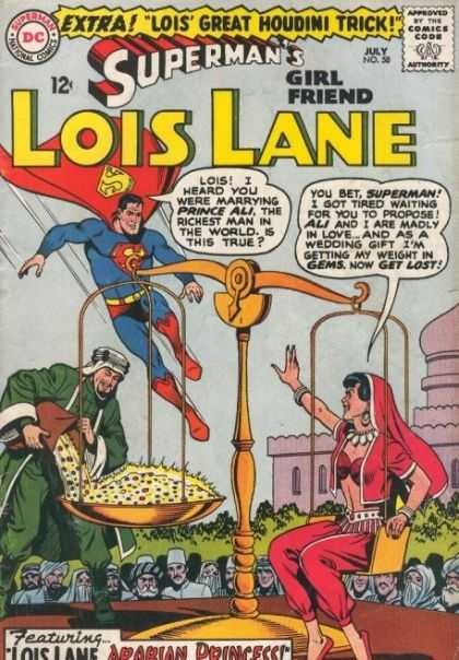 [Lois Lane #58]