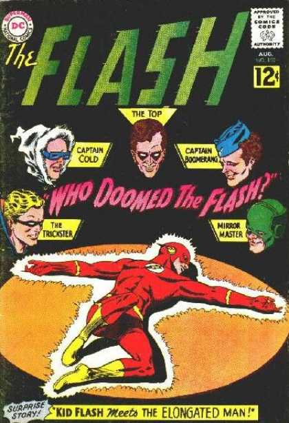 [The Flash (1959) #130]