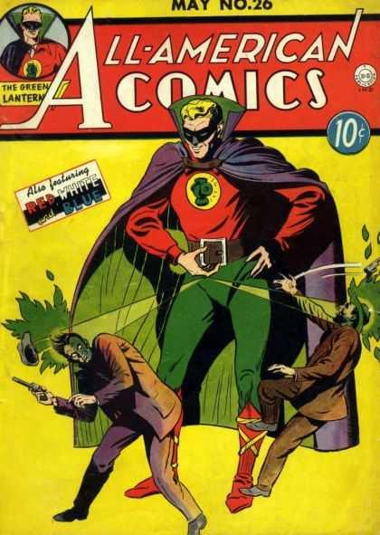 [All-American Comics #26]