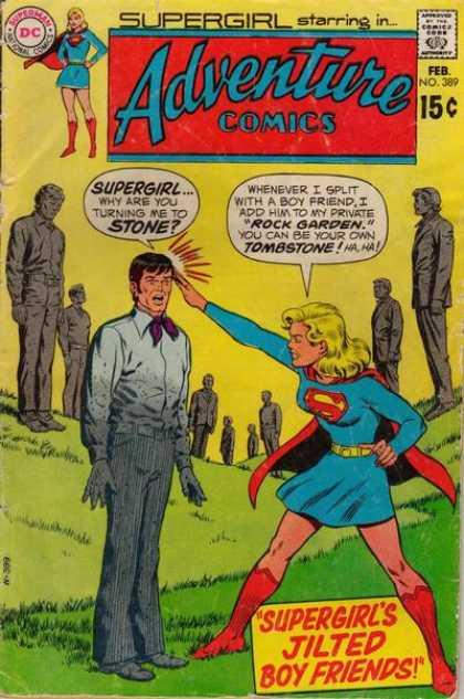[Adventure Comics #389]