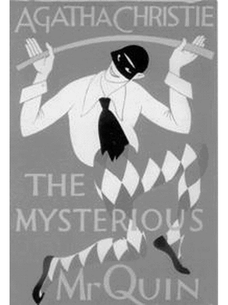 the mysterious mr quin first edition cover 1930